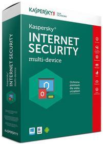 Kaspersky Internet Security 2018 multi-device 2PC kontynuacja