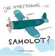 Jak narysować samolot?