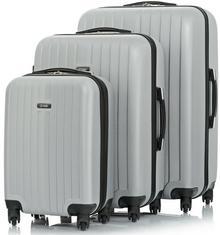 OCHNIK Komplet walizek na kółkach 18''/24''/28''
