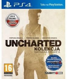Uncharted: Kolekcja Nathana Drakea PS4