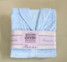 Greno Bon-ton, Szlafrok, rozmiar M, błękitny