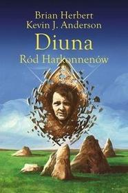 Brian Herbert,  Anderson Kevin J. Preludium do Diuny Diuna Ród Harkonnenów