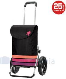 Andersen Wózek na zakupy Royal 164 Blom 164-101-70 Różowy - różowy 164-101-70