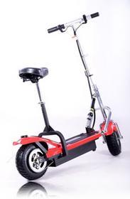 FRUGAL Hulajnoga elektryczna z siedziskiem FRUGAL BASIC /czerwona/