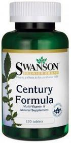 SWANSON Century Formula bez żelaza 130 tabl