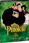 Galapagos Pinokio DVD) Ben Sharpsteen Hamilton Luske