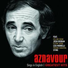 Aznavour Sings In English Greatest Hits CD [Polska Cena] Charles Aznavour