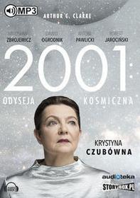 2001: Odyseja Kosmiczna (audiobook CD) - Clarke Arthur C.