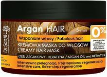 Sante Dr Argan Hair Maska kremowa do włosów uszkodzonych 300ml ELFA PHARM