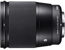 Sigma 16 mm f/1.4 C DC DN Sony E