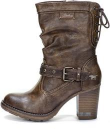 bf1982ee7edc mustang sandały damskie 41 brazowy sandały damskie ... 04a30e168b