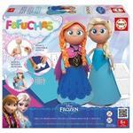 Educa Lalka Fofucha Frozen Elsa i Anna WLEDUI0DFD10293