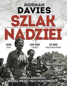 Rosikon Press Szlak nadziei - Norman Davies, Janusz Rosikoń