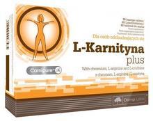 Olimp LABORATORIES L-Karnityna Plus x80 tab. ID-14894