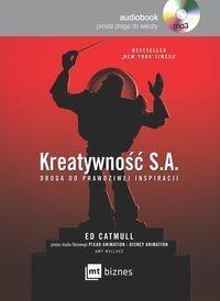 MT Biznes Kreatywność S.A. - Wallace Amy, Ed Catmull