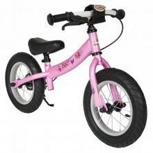 """BikeStar Rowerek biegowy 12"""" XL sport pink 229530691"""