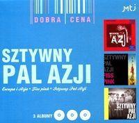 MTJ Agencja Artystyczna Sztywny Pal Azji Europa i Azja/Fiss pink/Kolory muzyki