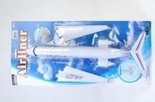 Mega Creative Samolot plastikowy