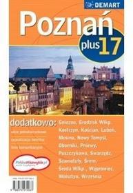 zbiorowa Praca Poznań plus 17 plan miasta (atlas) / wysyłka w 24h