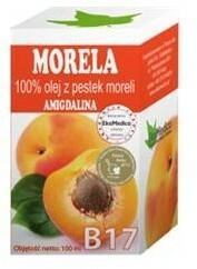 RELAX Olej z pestek moreli (EkaMedica) Amigdalina, Witamina B17 100ml