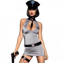Obsessive Kostium policjantka - Police Dress Costume S/M