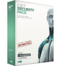 Eset Security Pack (3 stan. / 1 rok) - Uaktualnienie