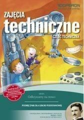 Operon Odkrywamy na nowo Zajęcia techniczne, część techniczna Podręcznik. Klasa 4-6 Szkoła podstawowa Technika - Urszula Białka