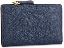 4caeca30e9fed -27% Ralph Lauren Lauren Duży Portfel Damski LAUREN Huntley 432707746003  Navy