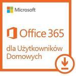 Microsoft Office 365 Premium dla Użytkowników Domowych (6GQ-00092)