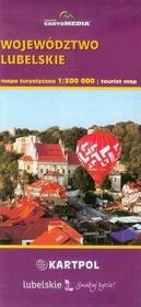 KARTPOL Województwo lubelskie mapa turystyczna 1:300 000 - Kartpol