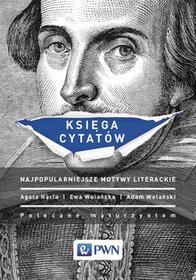Księga cytatów. Najpopularniejsze motywy literackie - Opracowanie zbiorowe
