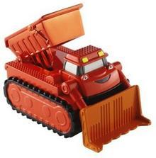 Bob Budowniczy Pojazd Pociągnij i Jedź Spychacz Mattel