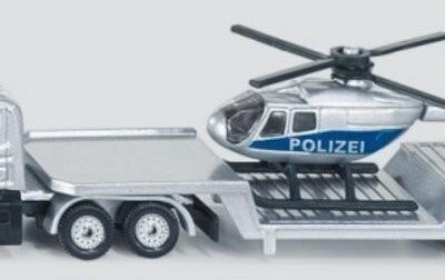 Siku Laweta z helikopterem 1610