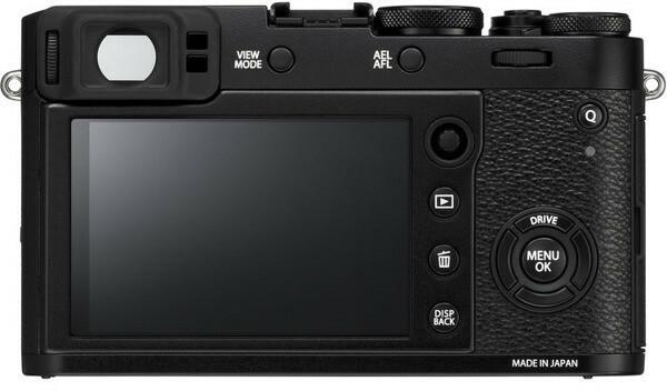 Fuji X100F czarny