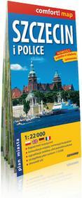 ExpressMap Szczecin i Police - plan miasta (skala: 1:22 000) - Praca zbiorowa