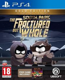 South Park: The Fractured But Whole Gold Edition PS4