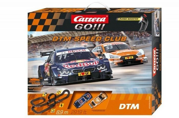 Carrera Tor wyścigowy DTM Speed club