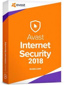 AVAST Internet Security 3PC/1rok