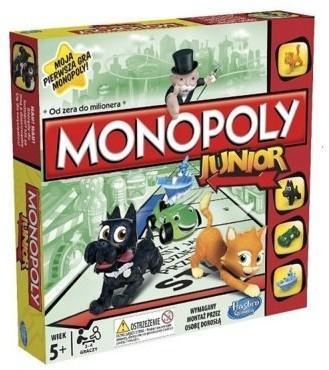 Hasbro Monopoly Junior new A6984