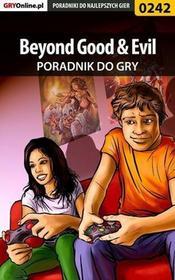 "Beyond Good Evil poradnik do gry Jacek ""Stranger"" Hałas PDF)"