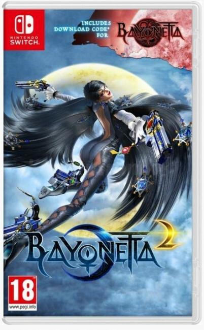 Bayonetta 2 NSWITCH