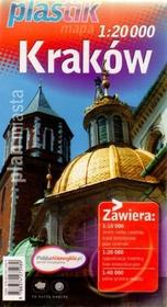 Demart Kraków plan miasta 1:20 000 - Demart