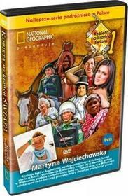 Kobieta na krańcu świata część 1 DVD) Małgorzata Łupina