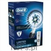 ORAL-B PRO 750 CROSS ACTION Szczoteczka elektryczna Black- 1 szt.