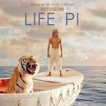 Życie Pi Life Of Pi OST) CD) Sony Music