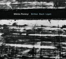 ECM Records Britten Bach Ligeti