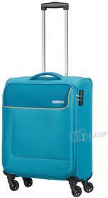 American Tourister Funshine mała walizka kabinowa - niebieski Ocean 20G 11 002