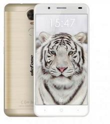 Ulefone Tiger 16GB Dual Sim Złoty