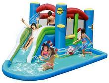 Brak Dmuchaniec Wodny Happyhop Zamek Dmuchany The Splash Pool  Zjeżdżalnia Trampolina 9381