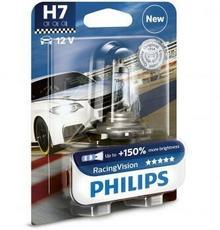 Philips 12972RVB1 H7 12V 55W PX26d RacingVision